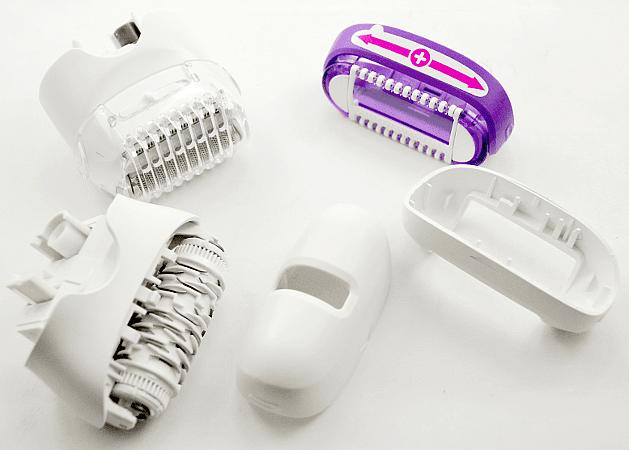 epilator accessories