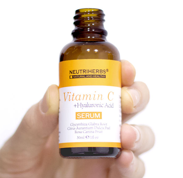 vitamin c serum for wrinkles
