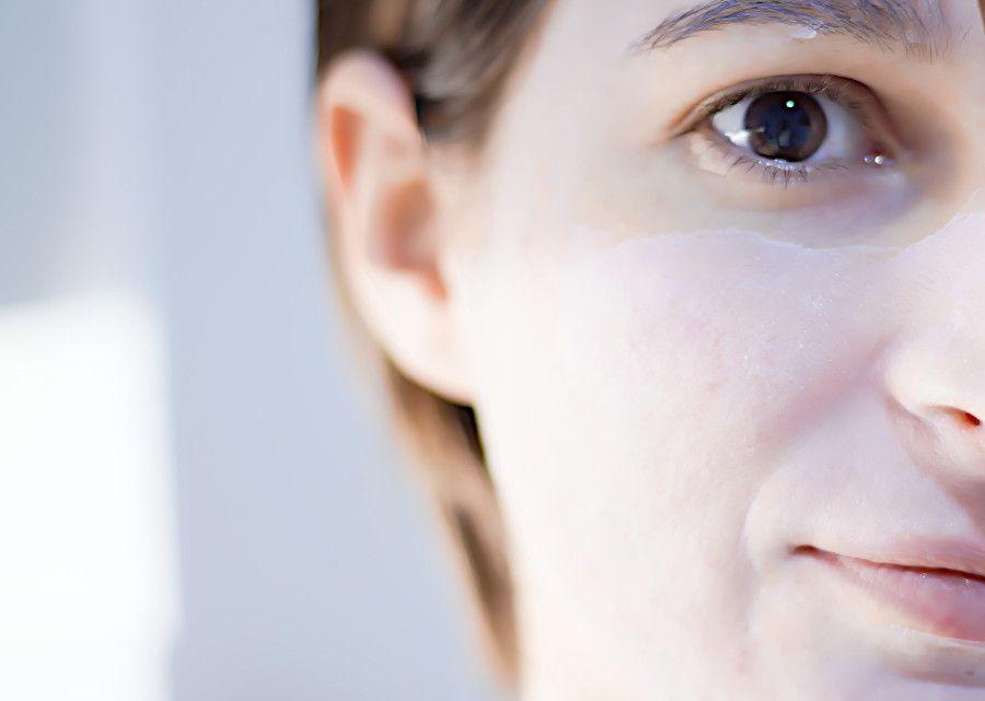 masks for clogged pores